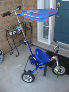 Weeride Convertible Push Trike With Canopy