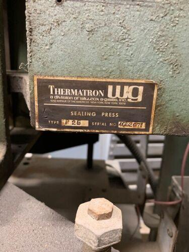 Thermatron 6KW Heat Sealer -RF Welder