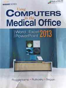 Introduction to Computers for Medical Office Assistant