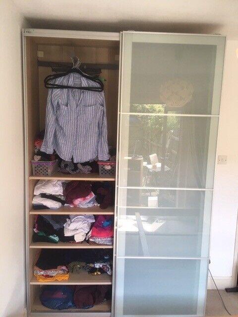 IKEA Sliding-door Wardrobe (PAX)