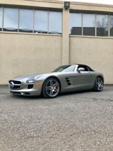 2012 Mercedes-Benz SLS AMG Roadster PRICE REDUCED