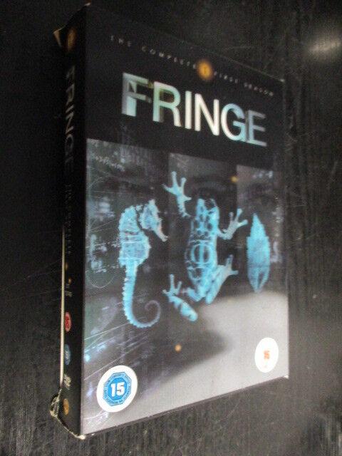 ***Fringe - Season 1 - DVD (REGION 2) - Free Post***