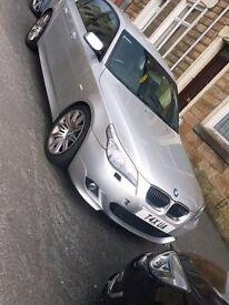 BMW 5 series 535 d M sport 57 plate lci facelift