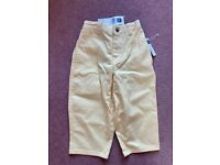 Reduced - Brand new Gap yellow trousers - age 2 years