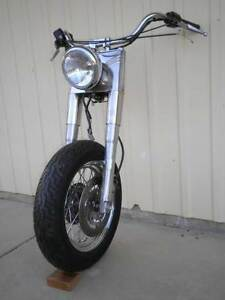 2002 Harley front end and rear wheel Renmark Renmark Paringa Preview