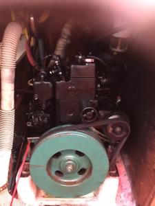 Marine Diesel Engine  10 hp