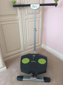 Twist and Shape Excercise Machine. Hardly Used & in Excellent Condition. Just Like New. £65.