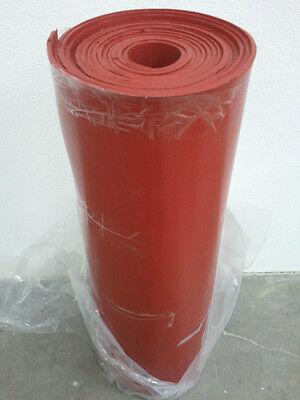 Silicone Rubber Sheet 316thk X 36x12 55 Duro -5  Free Shipping