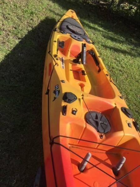 River Or Ocean Going Canoe Kayaks Paddle Gumtree Australia Sutherland Area Gymea 1257998168 Sportek ⭐ , ukraine, cherkasy, vulytsia akademika korolova, 7: gumtree