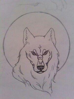 Dire Wolf Gun Grips