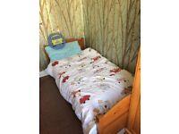 GREAT VALUE! Children's wooden bedroom furniture set