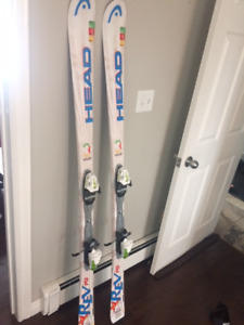 Head Rev 70 Downhill Skis (170)