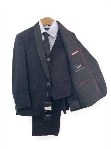 Kids World  NEW All Colors & Sizes Fashion Stylish Boys 5 PC Suits