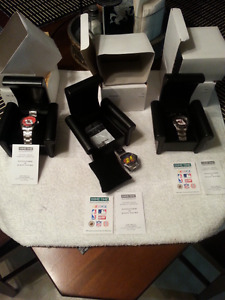 JEWELLERYWATCHES,PENDANTS,EARRINGS,NASCAR RELATED,VARIOUS PRICES