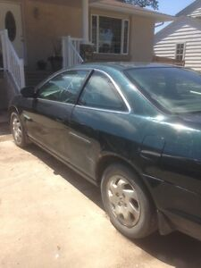 1999 Honda Accord Coupe (2 door) - Taber