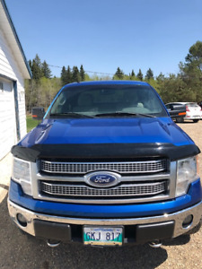 2010 Ford F-150 Extended Cab 4x4