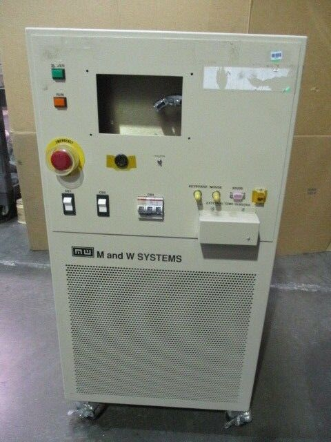 M & W Systems RPCE17A-TT Flowrite Recirculating Cooling System, Chiller, 450792