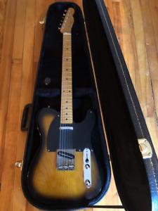 Fender Telecaster TL-52 Reissue  1986  MIJ
