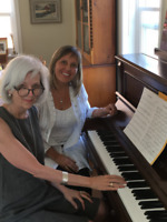 Piano lessons for people who never dreamed they could play!