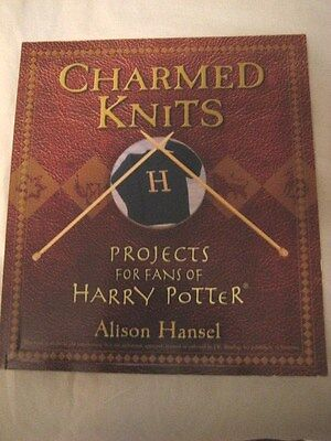 Charmed Knits Projects for fans of Harry Potter by Alison Hansel