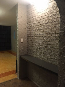 Rivervalley Spanish Style Home with brand new Basement Suite!