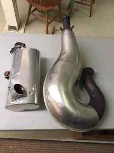 SLP pipe and can