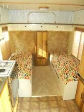 Jayco Pop Top 16ft 2 Large Single beds plus Club Lounge Victor Harbor Victor Harbor Area Preview