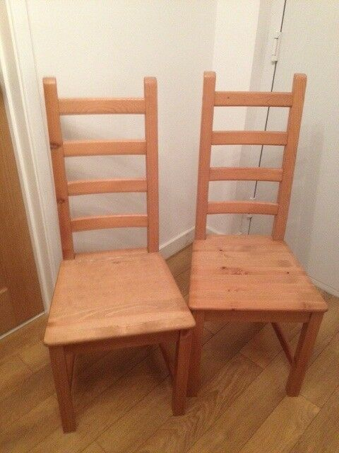 2x Ikea Kaustby Dining Chairs In Southampton Hampshire Gumtree