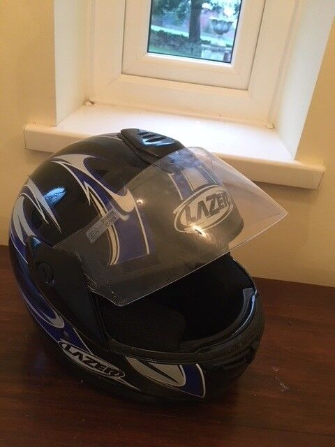 6e4d4e6a Shark Full Face Crash Helmet