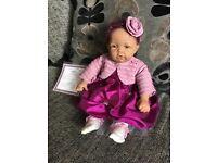 Real life doll