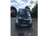 2009 Ford Transit LWB van for sale £2900 only - clean and ready van