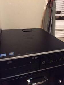 HP Compaq 6300 Pro - Core i5 3570 3.4 GHz Quad-core.8gb of ram.new 256 SSD Drive