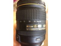 Nikon AF-S 24-120mm f/4G ED VR - EXCELLENT CONDITION