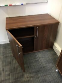 office furniture low level cupboards