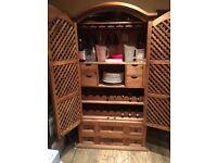 Mexican Cocktail Bar / Dresser/Storage Unit