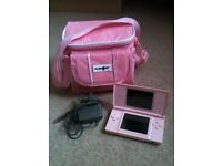 DS LITE BUNDLE 12 GAMES INCLUDED
