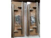 4 kitchen door handles
