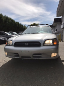 2003 Subaru Legacy Wagon Good condition.