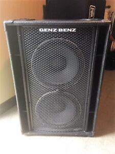 GenzBenz Neox 212 bass cabinet