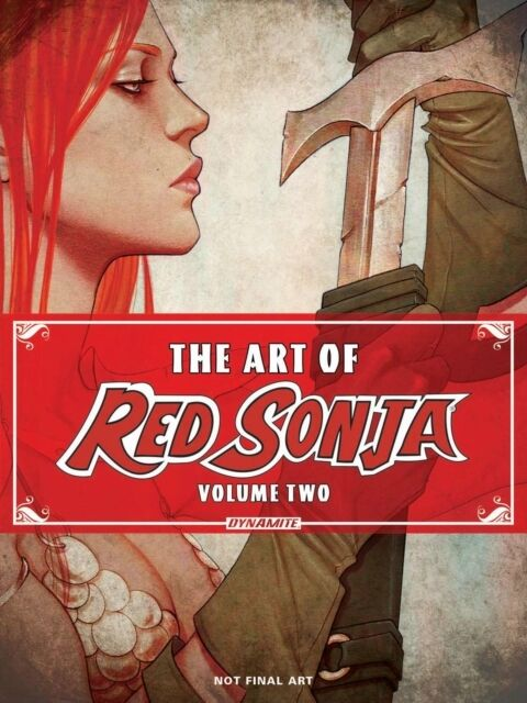 Art Of Red Sonja Volume 2, Anacleto, Jay, Conner, Amanda, Rubi, M. 9781524102074