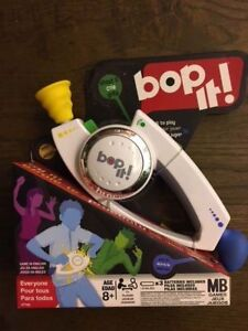 BOP IT!  A Challenging Game