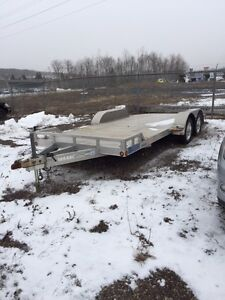 2009 Mission Car Hauler 18foot reduced to $5300