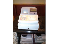 3 x electronic cash registers