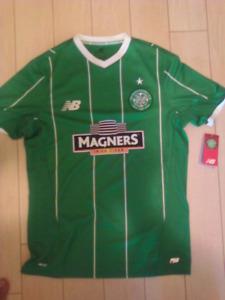 New Balance Celtic Scotland 2015/2016 Football Away jersey