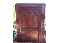 Lovely 1940's cupboard /armoire Good condition