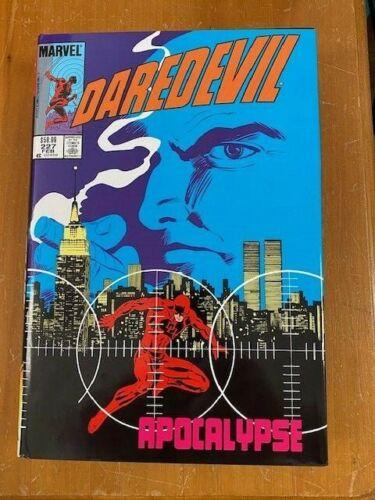 Daredevil Omnibus (2006, Marvel) Apocalypse   Frank Miller   Pre-Owned EX Cond.
