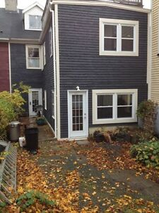 House-like 2-storey 1-BR, A1C 3T2, off-street parking possible