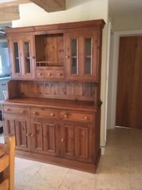 Solid 5ft Wooden Dresser