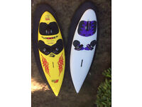F2 AXXIS Limited Edition 262 AND Chris Lovelock 260 Wave/Slalom Boards