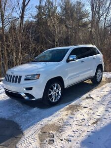 2014 Jeep Cherokee SUMMIT DIRSEL VUS